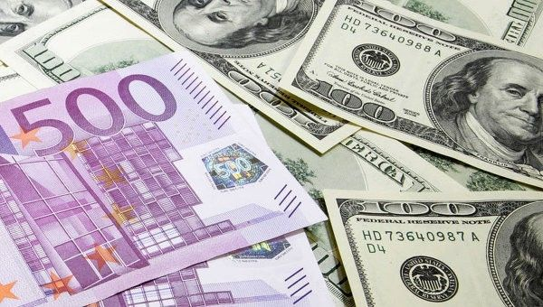 Mezhbank was closed by dollar on 26,02-26,04 UAH, euro - on 29,82-29,84 UAH
