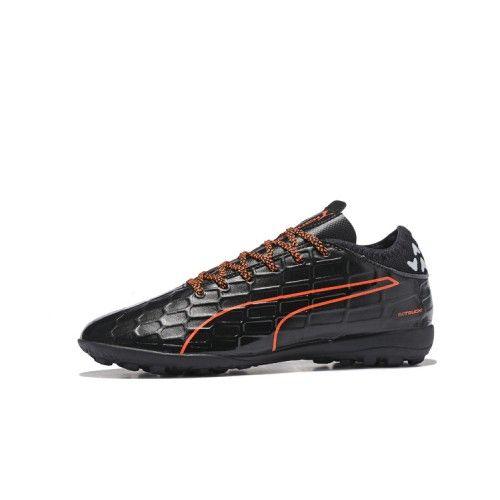 Buy Puma evoTOUCH 3 TF Black Orange Football Boots