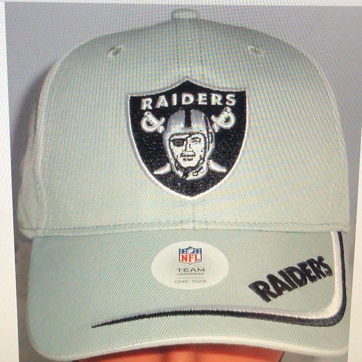 Cool item: Oakland Raiders Hat