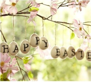 Happy #Easter Decoration