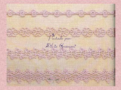 Silvia Gramani Crochê: Barrado