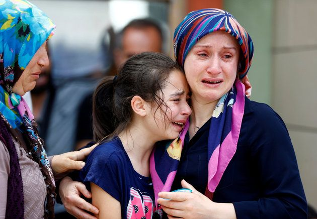 Turkey Blames ISIS For Istanbul Terror Attack As Details Of Victims Emerge