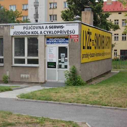 Půjčovny kol - plzenskonakole.cz