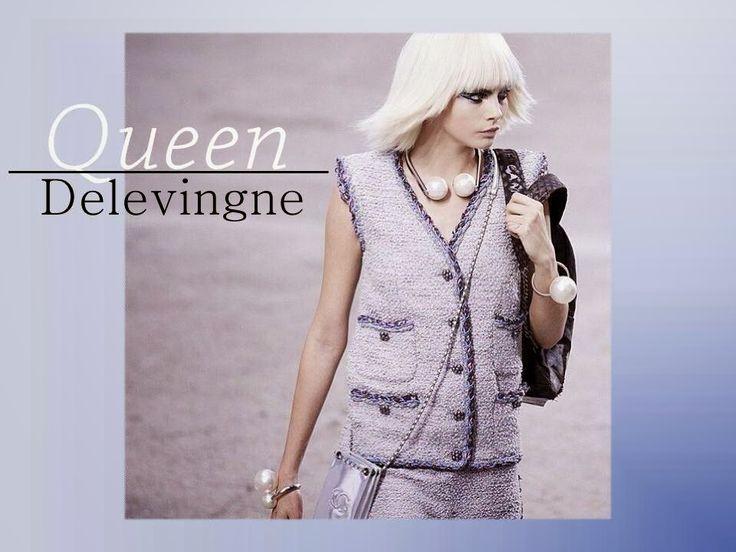 Queen Delevingne