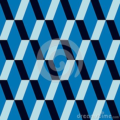 Blue Pattern Vector For Background, Wallpaper, Floor Design and Decoration