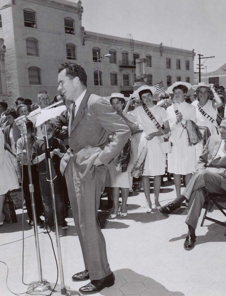 The Political Career of Richard Nixon