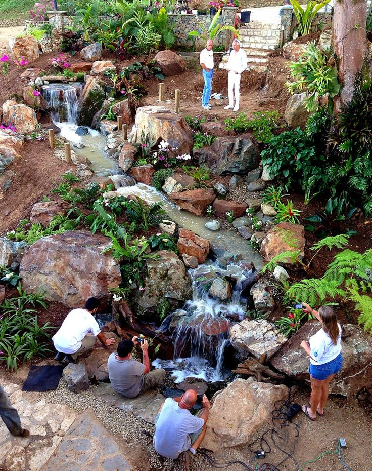 27 Best Images About Backyard Water Feature On Pinterest