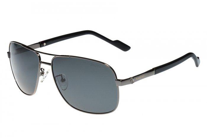 Męskie okulary polaryzacyjne Aluminiowe STOCKHOLM Lustrzanki SH02 C1