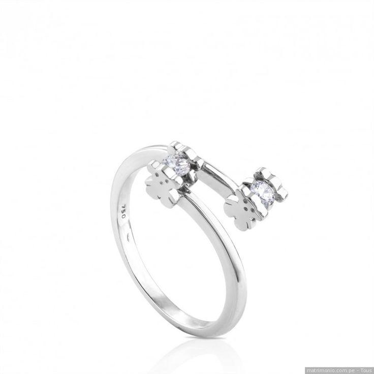 20 anillos de compromiso que los enamorarán #aros #weddingring #matrimonioperu #novia2018 #boda #dorado #oro #compromiso #plata #diamante