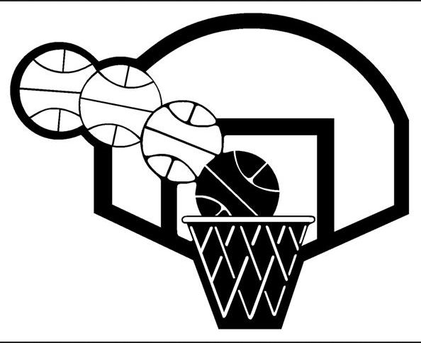 17 Best images about Basketball clipart on Pinterest | Michael ...