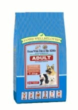 James Wellbeloved Adult Fish and Rice Kibble 7.5 kg by HGGA4 at the Just Dog Food - £28.68 http://www.justdogfood.com/james-wellbeloved-adult-fish-and-rice-kibble-75-kg/