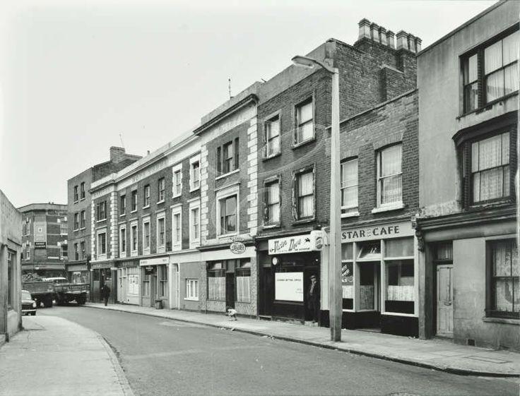 Three Colt street