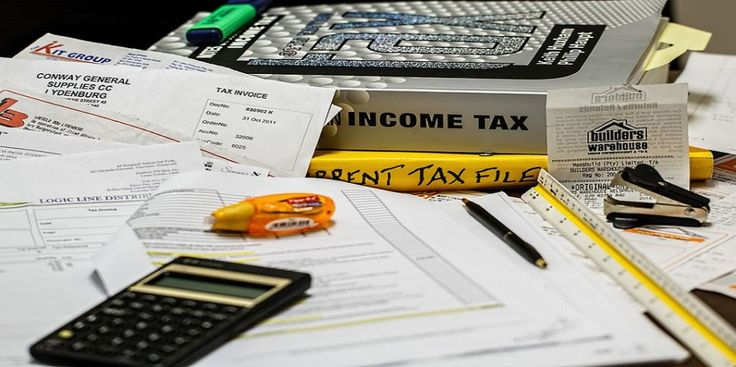 Income Tax Declaration And Investment Proofs At The End Of Financial Year
