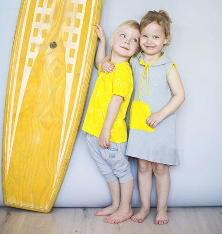 Sukienki na lato, odzież dziecięca