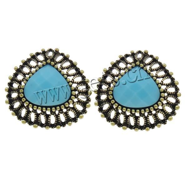 Resin Zinc Alloy Earring,  http://www.gets.cn/product/Resin-Zinc-Alloy-Earring_p750991.html