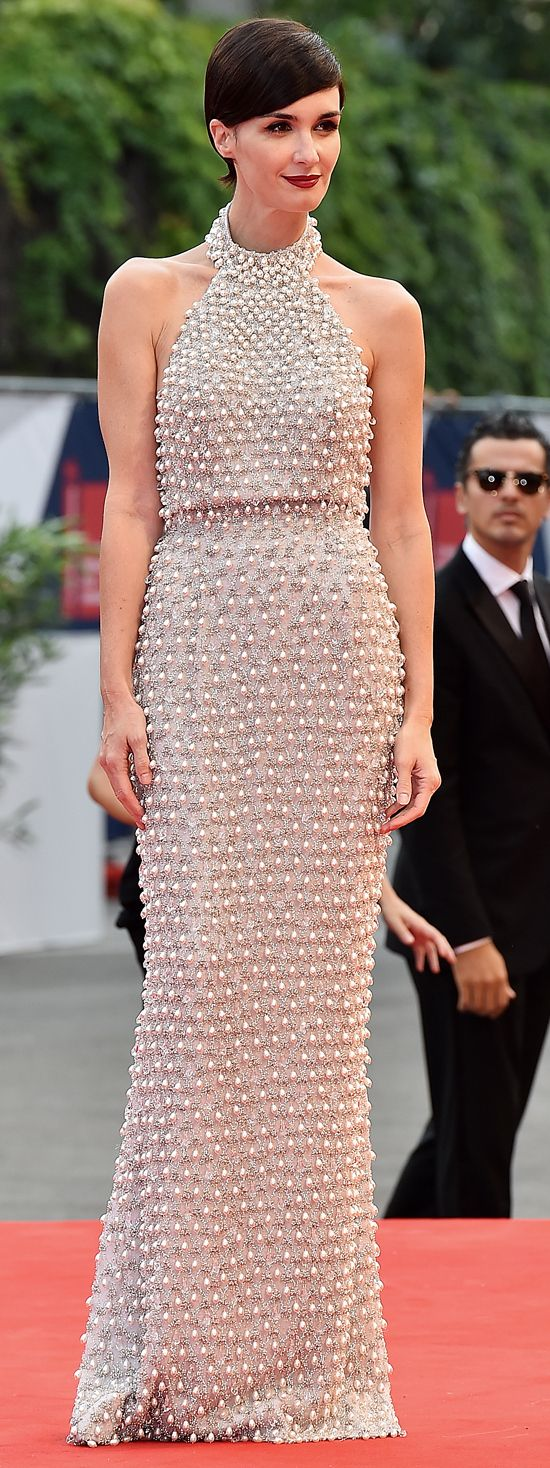 Paz Vega...This dress is everything!!