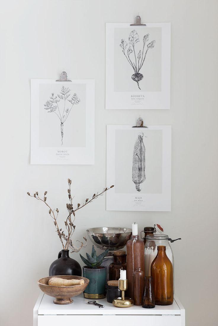 Rebecca Centren - Inspiration - Inredning