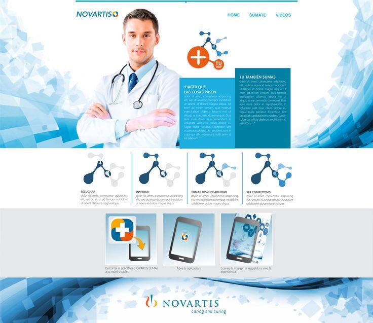 Para Gr Group Colombia - Cliente: NOVARTIS