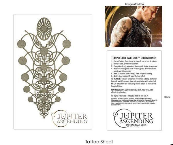 Image result for jupiter rising jupiter tattoo