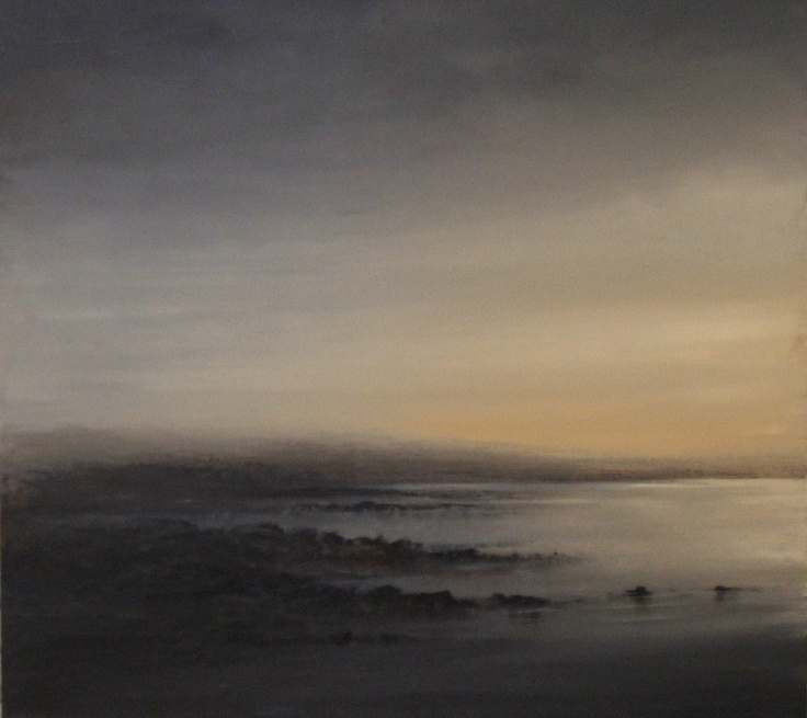 www.darrengannon.com - modern contemporary Australian landscape artist - dreamlike, whimsical, muted & atmospheric landscapes
