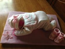 Diaper Baby, Diaper Cake, Boy or Girl - Made to Order New! Adorable