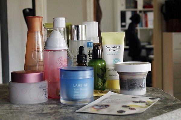 Koreanbeauty.se - My Korean skincare routine/ Min koreanska hudvårdsrutin #koreanskincare #skincare #Asianskincare #Kbeauty #followme #Beauty