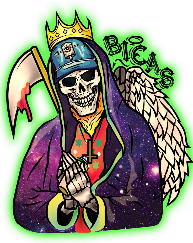 virgen de los muertos , rezar , graffiti , king , mistery , angel de la muerte , oz ,