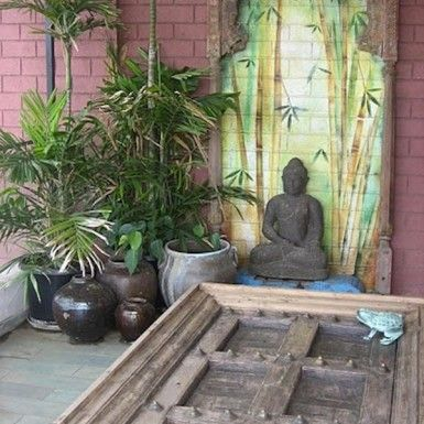 17 best images about chloes zen garden on pinterest for Balcony zen garden