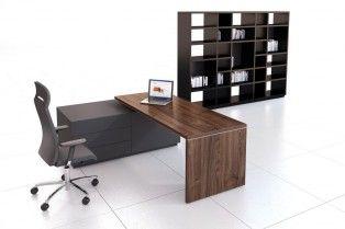 INFINITY Büromöbel Set, 1 Arbeitsplatz, 215x160cm