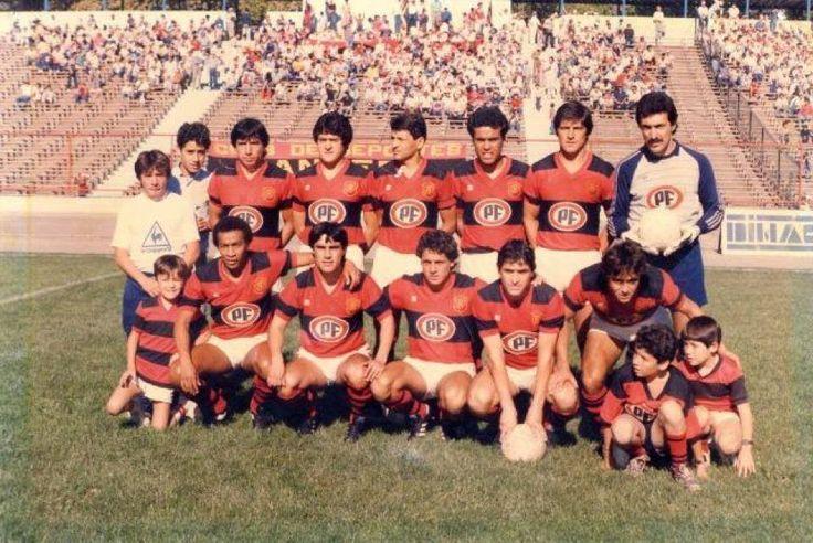 Rangers 1986.