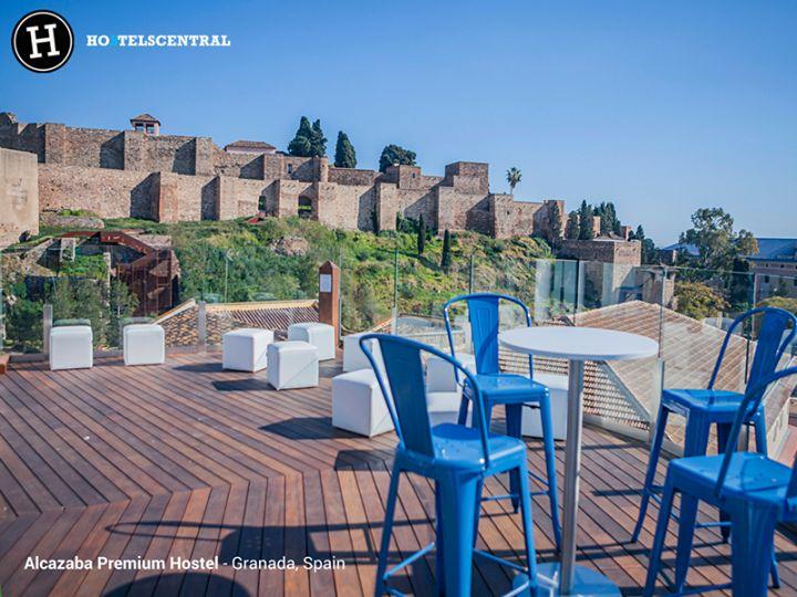 Alcazaba Premium Hostel - Granada Spain -