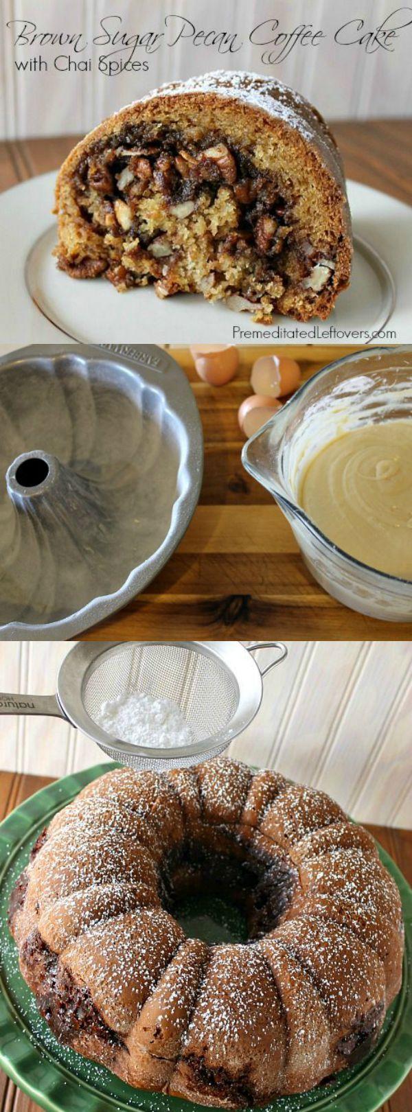 how to cook brown sugar pecans