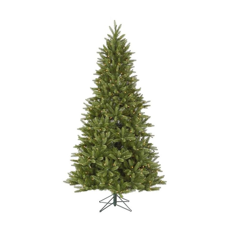 Bradford Pine Pre-Lit LED Christmas Tree - A123582LED
