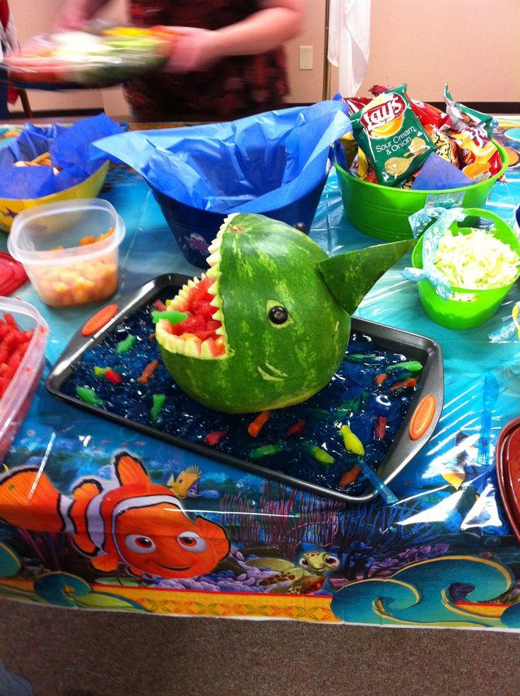 c568892c17501f60581b3133a27a3e8b--baby-wedding-dream-baby Watermelon Themed Baby Shower