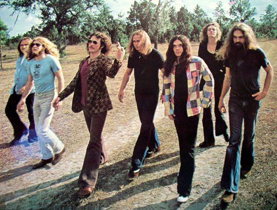 Lynyrd Skynyrd, Jacksonville 1975