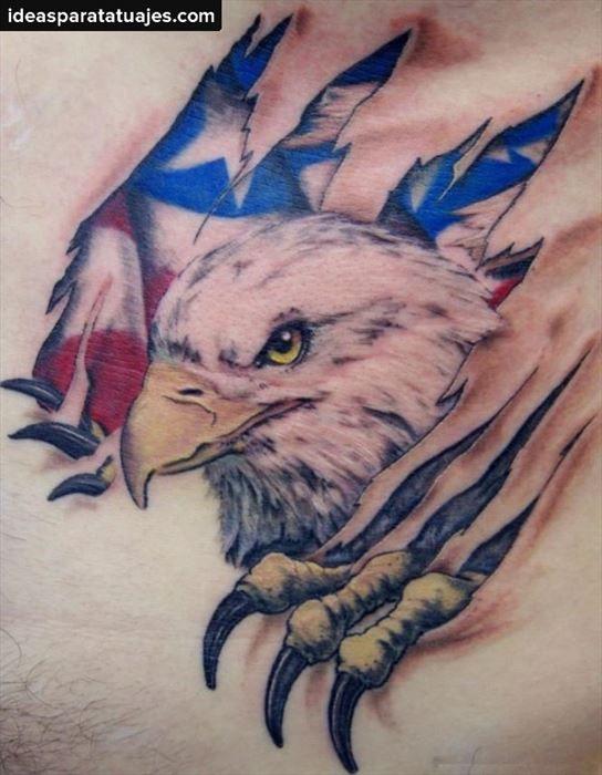 Si hablamos de las águilas, estamos hablando de uno de los animales mas buscados a la hora de realizarse tatuajes en el cuerpo en todo el mundo. Por lo general son vistos como avesmagnificas que s…