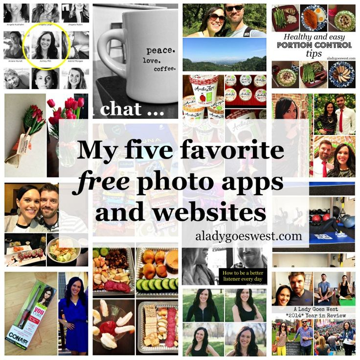 My five favorite free photo apps and websites via A Lady Goes West - #photos #blogging http://aladygoeswest.com/2015/06/25/my-five-favorite-free-photo-apps-and-websites/