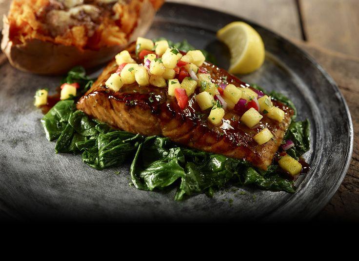 Grilled Hawaiian Salmon