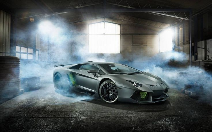 2014 Hamann Lamborghini Aventador