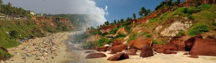 Varkala is the most familiar for seaside town available in Kerala and search beautiful tourist attracting Varkala holiday packages trip, honeymoon packages, resorts, hotels at Fli-ghts.