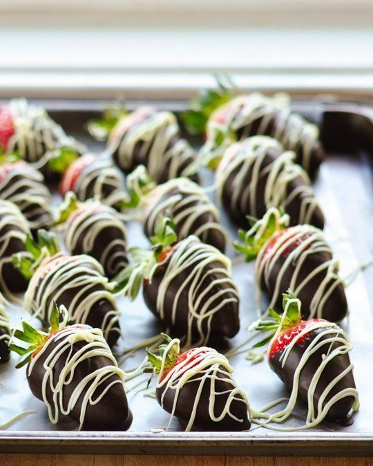 How To Make Chocolate-Covered Strawberries — Cooking Lessons from The Kitchn
