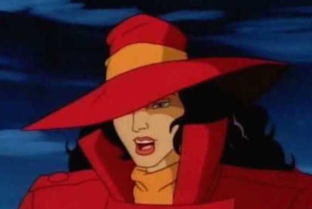 12 Things You Might Not Know About 'Carmen Sandiego' | Mental Floss