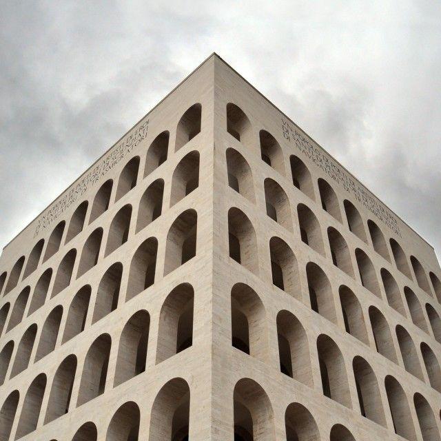 Yatzer x Qrator/ Squared Colosseum/ Martina Biccheri