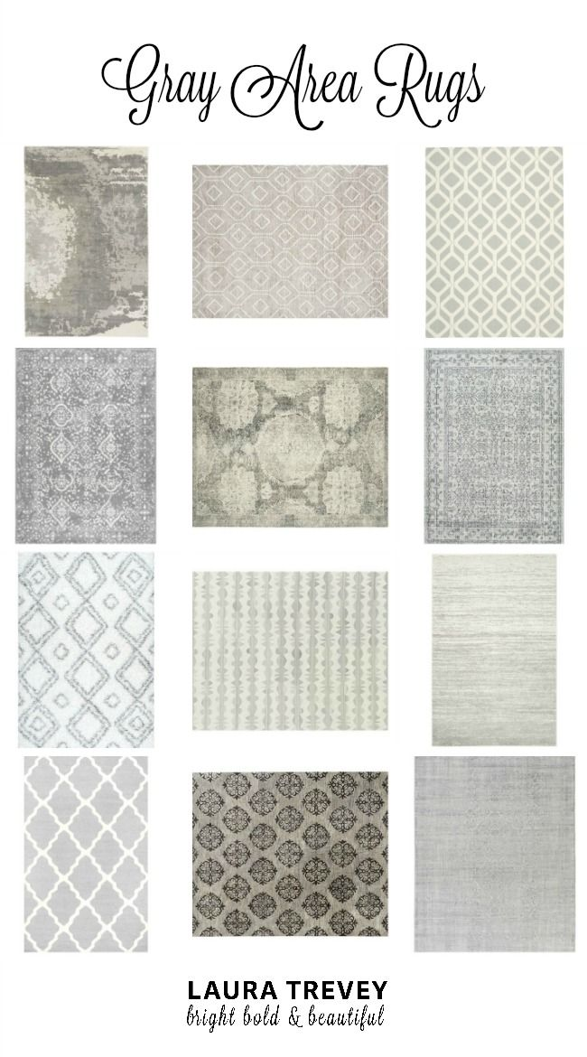 On the hunt for gray rugs with soothing gray tones. Shop this selection for a…