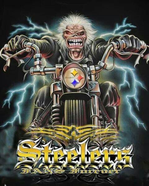 Rock And Roll Wallpaper Hd Eddie Pittsburgh Steelers Blknylow Pittsburgh Steelers