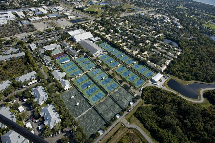 Bollettieri Tennis Academy Bradenton (now IMG Academy