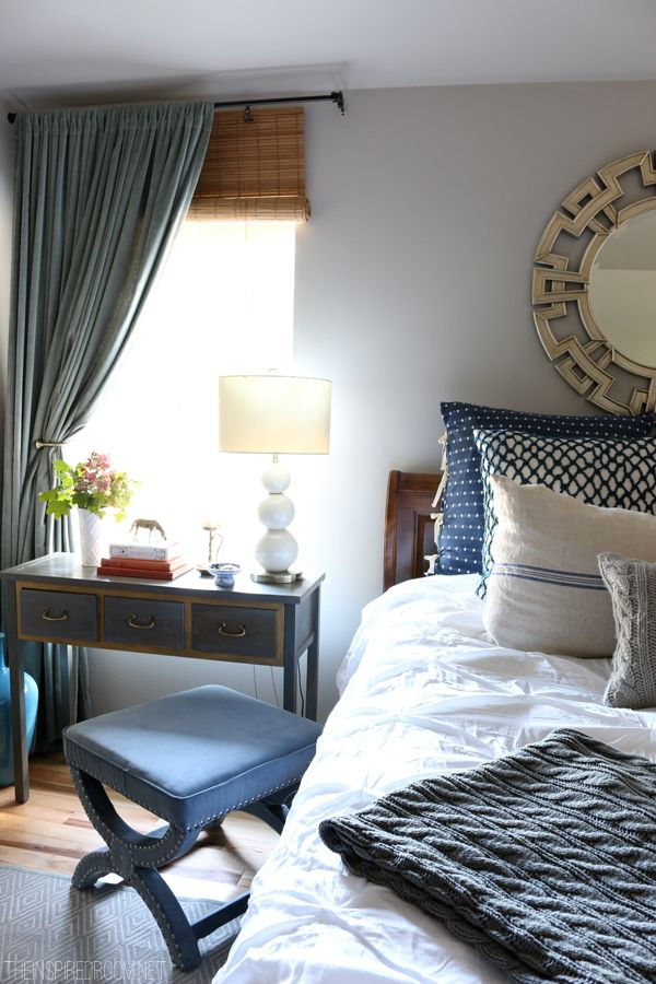 5 tips for creating a cozy guest room