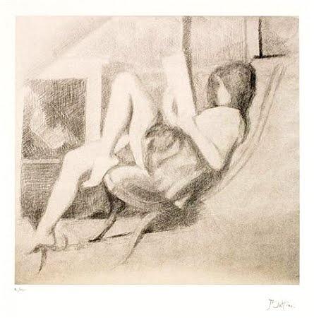 Balthus: Jeune fille lisant