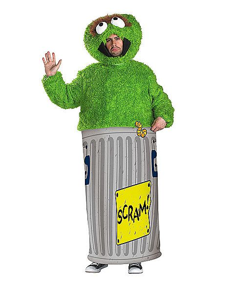 grover costume for adults