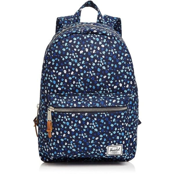 Herschel Supply Co. Grove Backpack (324850 PYG) ❤ liked on Polyvore featuring bags, backpacks, day pack backpack, rucksack bags, blue bag, herschel supply co backpack and backpack bags
